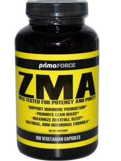 Цинк и магний ZMA